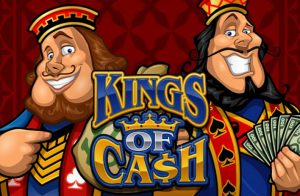 Kings of Cash Pokie Image